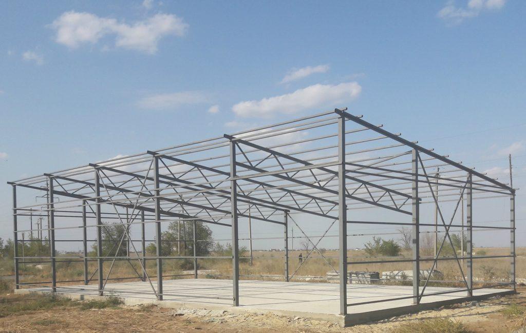 Изготовление и монтаж металлоконструкций по Волгоградской области